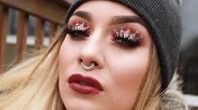 Olhos de coroa viram tendência de maquiagem nas redes sociais