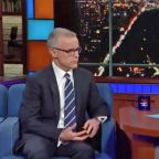 Andrew McCabe To Stephen Colbert: Donald Trump Still Behaves Suspiciously