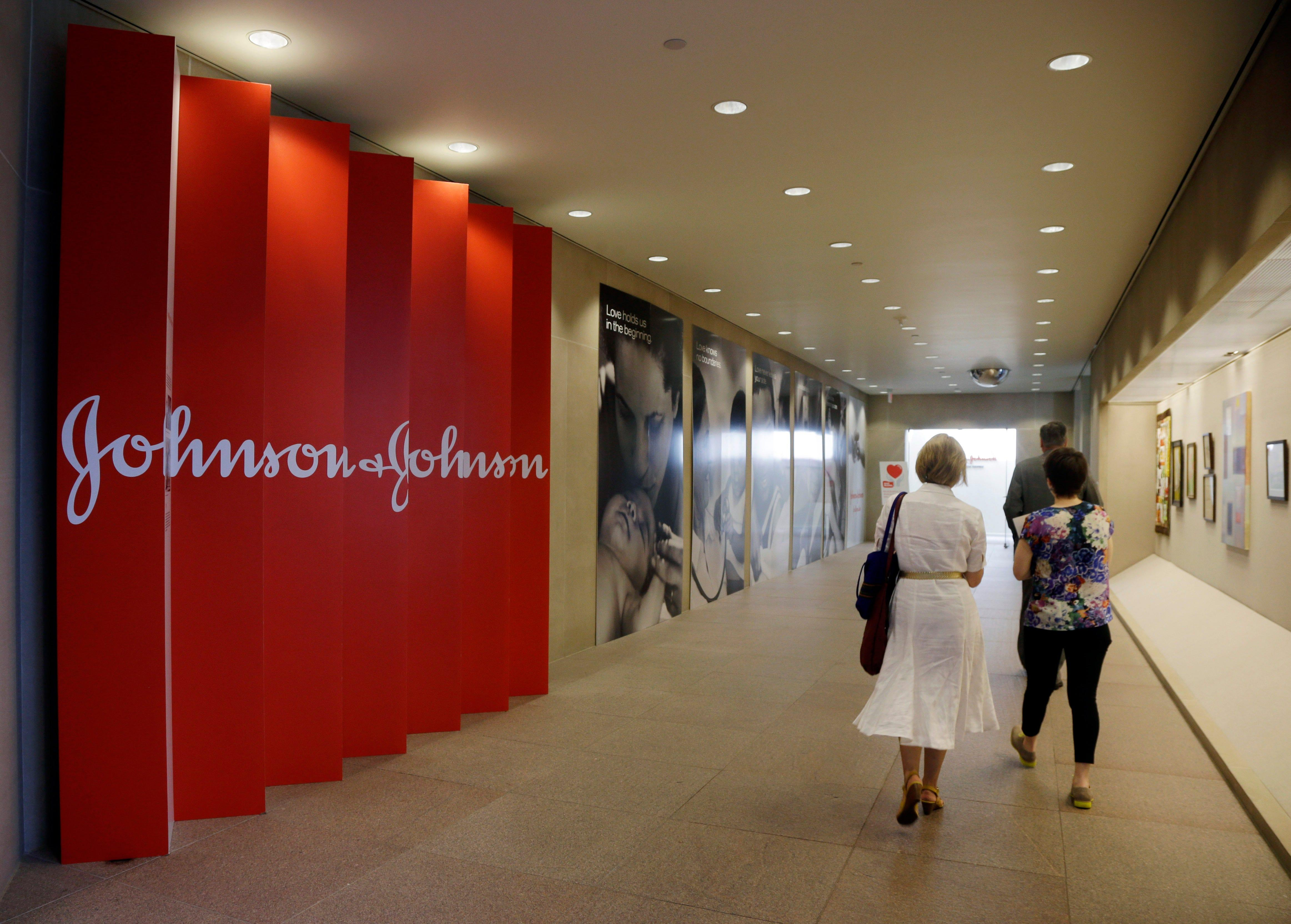 Johnson & Johnson ordered to pay $8 billion to man who said drug caused him to grow breasts