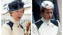 Princess Anne recycles outfit 38 years after first wear