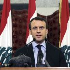 French president traveling to Lebanon after deadly explosion