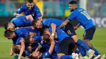 Analysis-Soccer-Dynamic Italy blazing a trail from ashes of World Cup failure