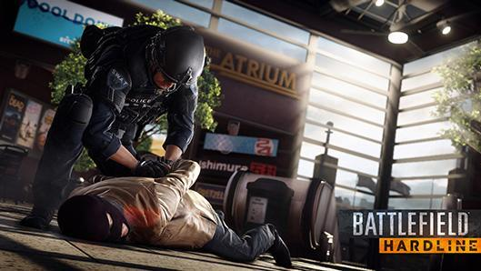 Battlefield Hardline's next beta hits all platforms this fall