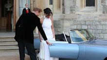 Meghan Markle proves she's a 'keeper' with simple gesture on wedding day