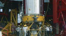 """""""Asteroide"""" podría ser viejo cohete de misión a la Luna"""