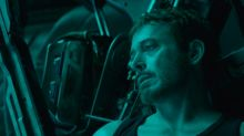 Robert Downey Jr shares emotional look at his final 'Avengers: Endgame' scene