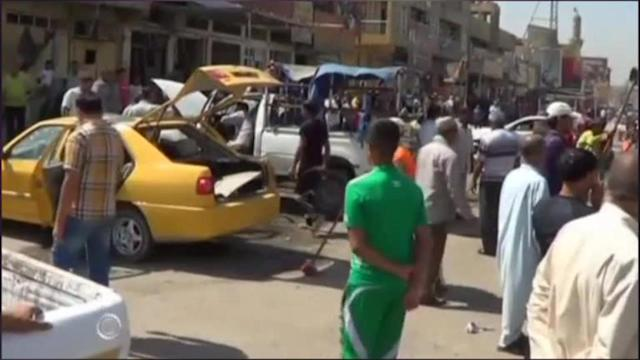 Wave Of Bombings, Attacks In Iraq Kill At Least 67