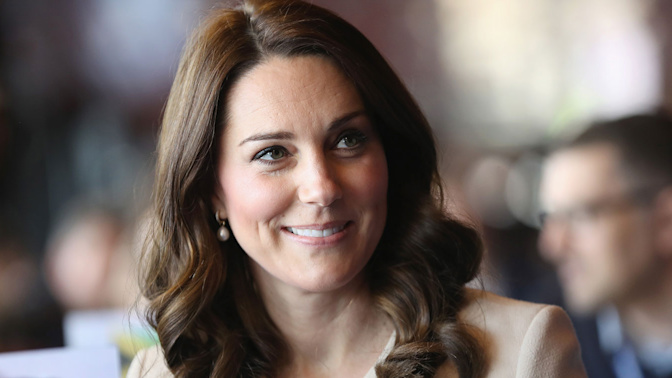 Kate steps out of her comfort zone for final appearance