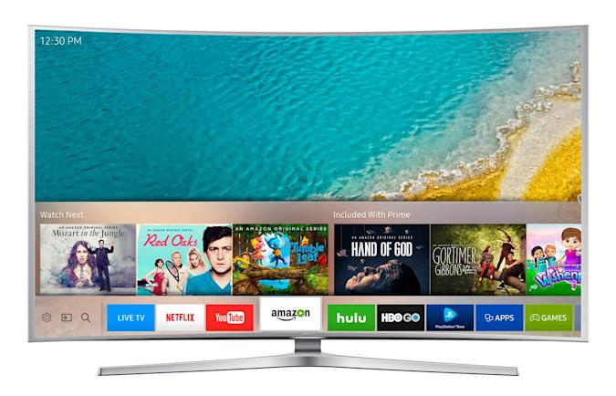 Samsung's 2016 Smart TV remote controls all your devices