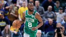 Kemba Walker makes season debut, starts for Celtics Sunday vs. Knicks