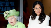 Queen gave Meghan dressing down over treatment of staff