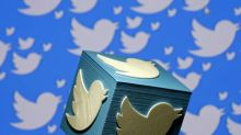 Twitter shares jump after results, Trump renews attack