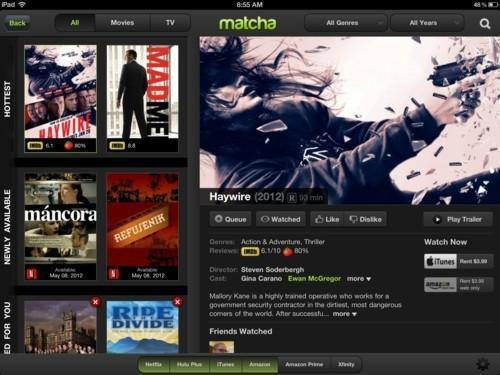 Apple reportedly acquires video discovery service Matcha.tv