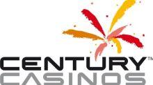 Century Casinos Announces Opening of Century Casino in Bath, United Kingdom