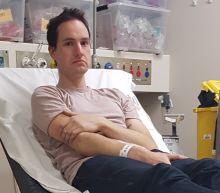 'Virus-fighting' scientist gets magnets stuck in nose