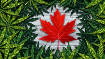 Canada ushers in historic era by legalizing marijuana