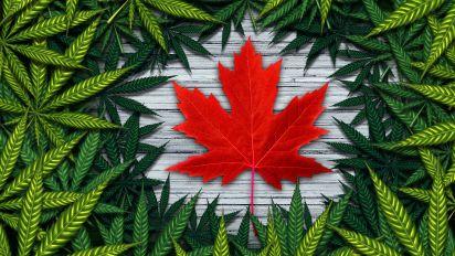 Canada ushers in historic era by legalizing marijuana