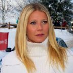 Gwyneth Paltrow Shares Rare Photo of Kids Apple and Moses in Tribute to Her Late Father