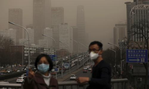 Air pollution will lead to mass migration, say experts after landmark ruling