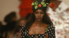 EN IMAGES - Naomi Campbell, icône britannique de la mode, fête ses 49 ans