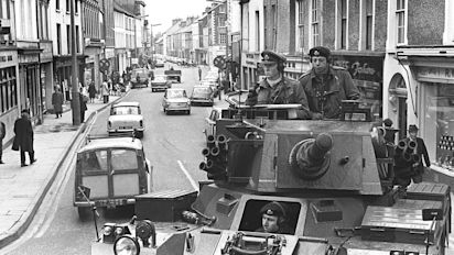 Troubles inquiry into British soldiers is 'unfair', minister says as he calls for 'inappropriate' system to be overhauled