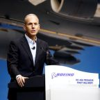 Boeing making 'steady progress' on path to 737 MAX software certification - CEO