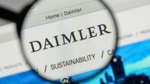 Barron's: Daimler neben Alphabet, Apple und Co ein Top-Pick für 2019