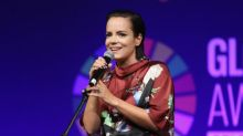 Lily Allen 'grateful for health and happiness' as she celebrates one year of sobriety