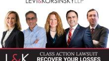 SHAREHOLDER ALERT: Levi & Korsinsky, LLP Notifies Shareholders of Churchill Capital Corp IV of a Class Action Lawsuit and a Lead Plaintiff Deadline of July 6, 2021 - CCIV
