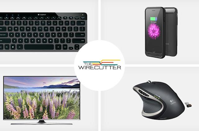 The Wirecutter's best deals: a 40-inch Samsung TV, and more