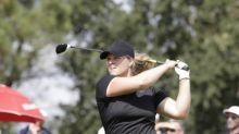 Golf - LET - Tour Européen - Caroline Hedwall mène le Scandinavian Mixed après deux journées