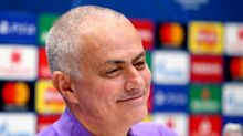 Jose Mourinho makes Macedonian journalist's day with photograph request tribute
