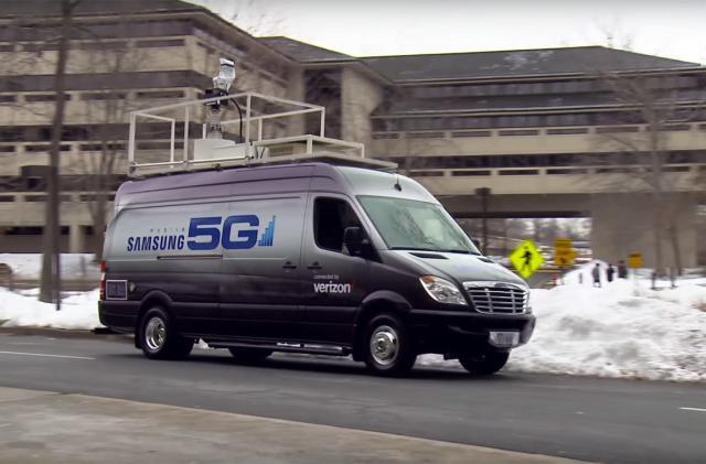 Verizon starts testing 5G wireless in the field