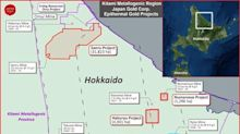 Barrick Alliance Acquires New Project in the Kitami Metallogenic Province of Hokkaido