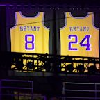 Kobe Bryant jerseys, cement handprints to be auctioned off in April