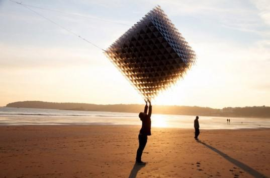 Inhabitat's Week in Green: 2012 Detroit Auto Show, 3D-printed geometric kite and the world's largest battery