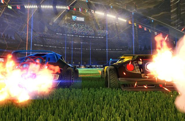 The 'Rocket League' boxed edition hits US shelves in July