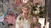 Jessica Simpson may have revealed her baby's name — and everyone's hating on it