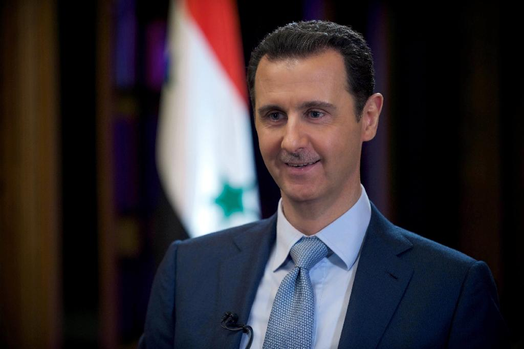 Syrian President Bashar al-Assad has congratulated Iran on reaching a nuclear deal with world powers