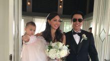 安志杰、Jessica C结婚 相集