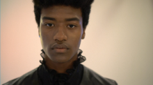 South Korea's first black model gave up baseball dreams for his family