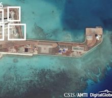 China Nears Completion Of Missile-Housing Structures In South China Sea