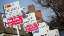 UK house price growth slows sharply as coronavirus crisis weighs on market