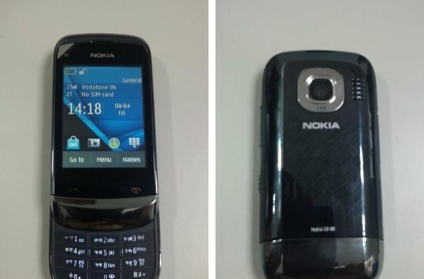 Nokia's upcoming C2-series slider spotted in India, keeps the low-end in check