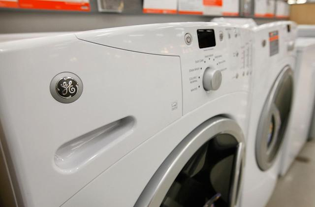 GE's $99 'Talking Laundry' box was built for the blind
