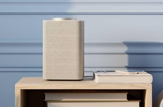 Russian search giant Yandex built a smart speaker for its AI assistant