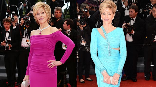 Jane Fonda Might Be the Hottest Person at Cannes