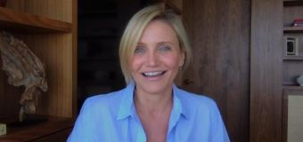 Cameron Diaz found 'peace' after quitting acting