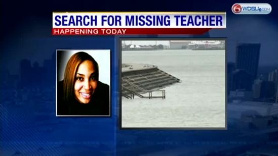 Department of Wildlife and Fisheries to help in search for missing teacher