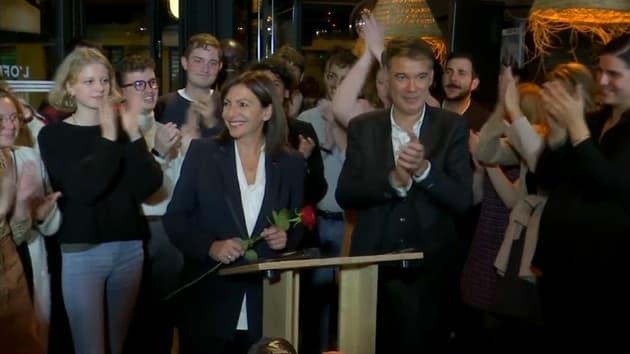 Présidentielle 2022: Anne Hidalgo officiellement investie par le Parti socialiste